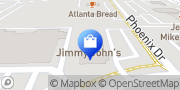 Map AT&T Store Virginia Beach, United States