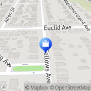Map Stoneharp Studios Syracuse, United States