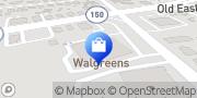 Map Walgreens Essex, United States