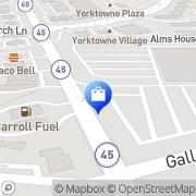 Map Target Cockeysville, United States