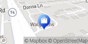 Map Walgreens York, United States