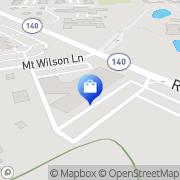 Map Verizon Authorized Retailer – Cellular Sales Pikesville, United States