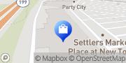 Map HomeGoods Williamsburg, United States