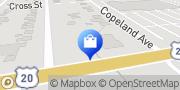 Map Verizon Authorized Retailer, TCC Geneva, United States