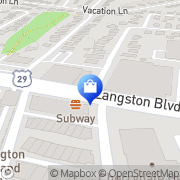 Map Cherrydale Hardware Arlington, United States