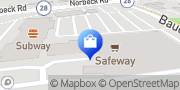 Map Verizon Authorized Retailer – Russell Cellular Rockville, United States