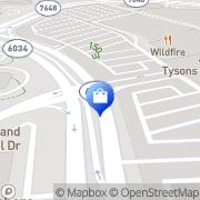 Map Williams-Sonoma McLean, United States