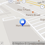 Map HomeGoods Vienna, United States