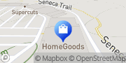Map HomeGoods Victor, United States