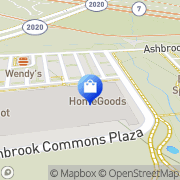 Map HomeGoods Ashburn, United States