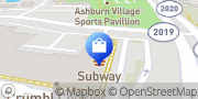 Map Verizon Authorized Retailer – Russell Cellular Ashburn, United States