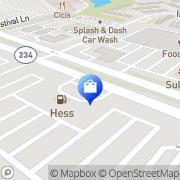 Map Deb Shops Manassas, United States