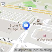 Map At&T Store Stone Ridge, United States