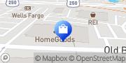 Map HomeGoods Glen Allen, United States