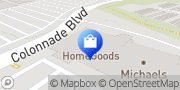 Map HomeGoods State College, United States