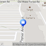 Map OfficeMax Raleigh, United States