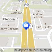 Map Mattress Firm Williamsville, United States
