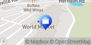 Map Cost Plus World Market Durham, United States