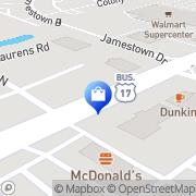 Map Walgreens Garden City, United States