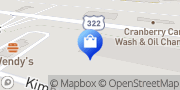 Map AT&T Store Cranberry, United States
