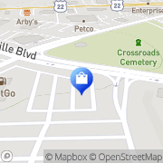 Map Target Manor, United States