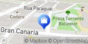 Map La Farmacia De Javi A Coruña, Spain
