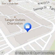 Map Ann Taylor Factory Store North Charleston, United States