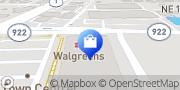 Map Walgreens North Miami, United States