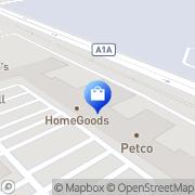 Map HomeGoods Stuart, United States