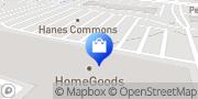 Map HomeGoods Winston-Salem, United States