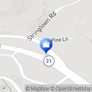 Map Orndoff Sporting Goods Graysville, United States