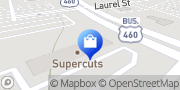 Map AT&T Store Christiansburg, United States