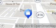 Map Walgreens Cocoa Beach, United States