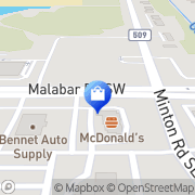 Map Blockbuster Video Palm Bay, United States