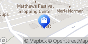 Map AT&T Store Matthews, United States