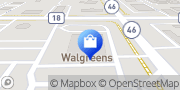 Map Walgreens Austintown, United States