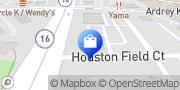 Map Mattress Firm Waverly Charlotte, United States