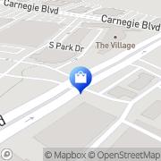 Map Dillard's Charlotte, United States