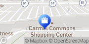 Map Carmel Commons Charlotte, United States