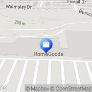 Map HomeGoods Mooresville, United States