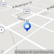 Map Utica Safety Apparel Cadiz, United States