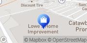 Map Lowe's Home Improvement Denver, United States