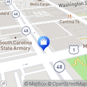 Map Williams-Sonoma Columbia, United States