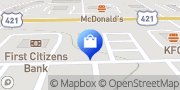 Map AT&T Store Wilkesboro, United States