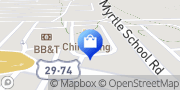 Map AT&T Store Gastonia, United States