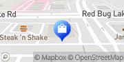 Map Verizon Oviedo, United States