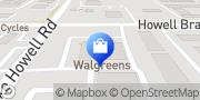 Map Walgreens Winter Park, United States