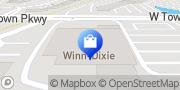 Map T.J. Maxx Altamonte Springs, United States