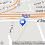 Map Jani-King Akron, United States