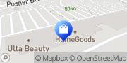 Map Marshalls & HomeGoods Davenport, United States